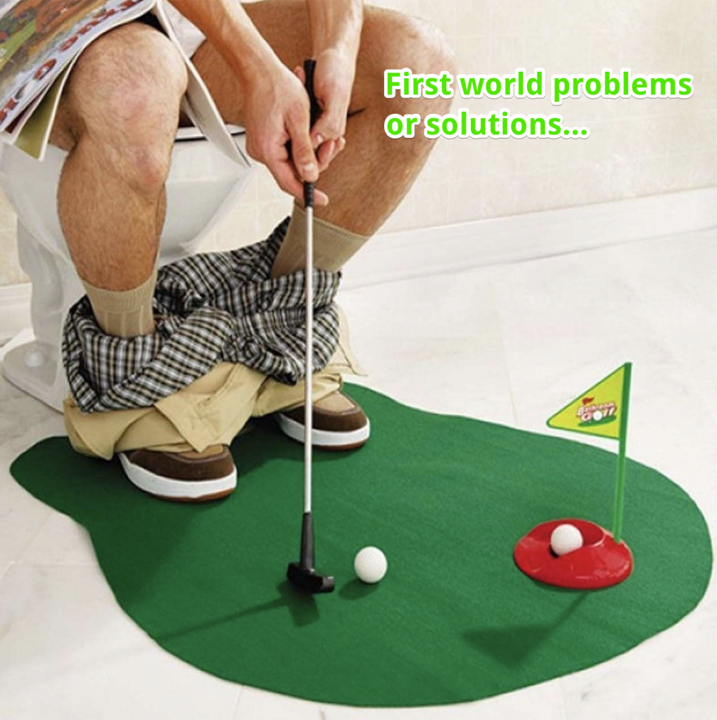 Potty Putter Marketing