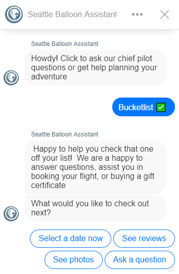 Seattle Ballooning